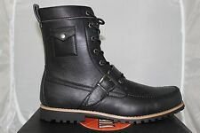 Men's Vikings Boots Black 1436-01 Authentic Vikings New In Box