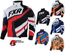 FXR Cold Cross Jacket: Snowmobile Motorcycle ATV Winter Riding