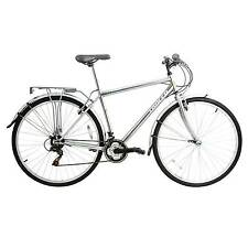 Trofeo Aspen Men's Hybrid/Urban/City/Commuter Bike/Cycle 18 Speed Shimano Gears