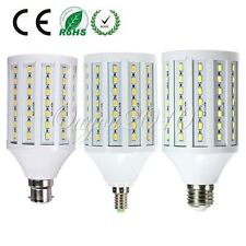 E27/E14/B22 30W 5630 SMD LED LUZ High Power Corn Light LED Bulb Lamp 110V 220V