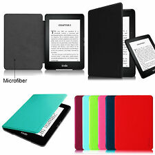 For Amazon Kindle Voyage (2014) Lightweight Slim Fit Flip Case Wake/Sleep Cover