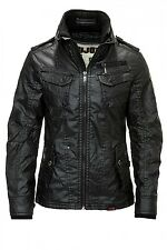 NEU Khujo Herren Winterjacke Herrenjacke Jacke Men Winter Jacket SALE -30%