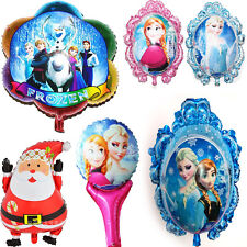 Hot Santa Frozen Aluminum Foil Helium Balloons Party Christmas Home Decor Gift
