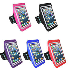 Small Arm Band Armband Strap For iPhone Sport Gym Cycle Jogging Running Pouch