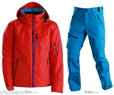 DESCENTE AXIS Ski Jacket+ SLOPE Ski Pants Completo Sci Uomo D5 3358 85