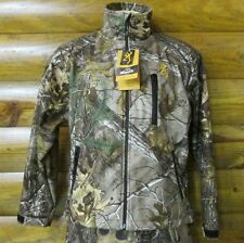 NEW BROWNING WASATCH SOFT SHELL JACKET REALTREE XTRA 3041412402