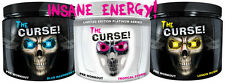 """Cobra Labs THE CURSE Pre-Workout Creatine 50 Serv Free Shipping """"TWO DAY SALE"""""""