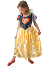 NEW Disney Princess Loveheart Snow White Fancy Dress Costume Outfit