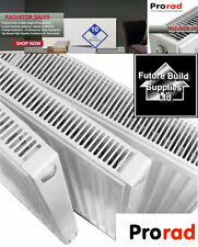 600mm High Central Heating Radiators Radiator Double or Single Panel K1 P+ K2