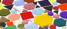 Acrylic Perspex Shapes Colour 3mm Thick Ebellishments Scrapbooking Supplies