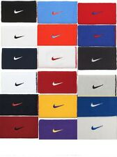 NEW Nike Dri-Fit Home and Away Doublewide Wristband Multiple Colors
