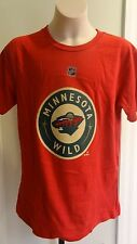 NWT Reebok Minnesota Wild Mikko Koivu Youth Short Sleeve Tee - 8 (S) - 20(XL)