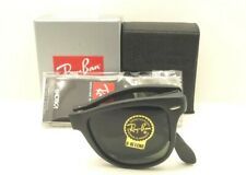 Ray Ban Folding Wayfarer 4105 601s Matte Black G15 Authentic *Buyer Picks Size
