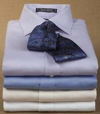 Forsyth of Canada 100% Cotton Wrinkle Free Dress Shirt. New!  55% Off reg Retail