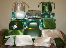 Creme de La Mer Logo Cosmetic Makeup Bag / Case - You Pick & Choose!