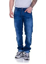 Nudie Jeans Herren Steady Eddie 111492 in Organic Deep Sea