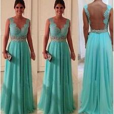 Long Sexy Evening Party Ball Prom Gown Formal Bridesmaid Cocktail Dress New Hot