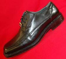 NEW Men's DOCKERS PERSPECTIVE 90-3174 Black Leather Oxfords Dress Shoes