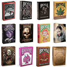 BICYCLE PLAYING CARDS DECK DECKS POKER MAGIC TRICKS USPCC MADE IN USA SEALED NEW