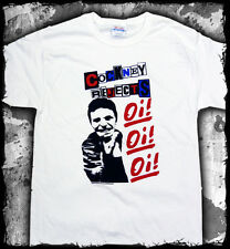 Cockney Rejects - Oi Oi Oi white t-shirt - Official Merch
