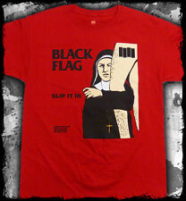 Black Flag - Slip It In t-shirt - Official Merch