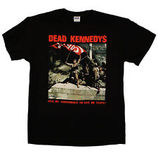 Dead Kennedys - Give Me Convenience - black t-shirt - Official Merch