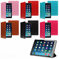 ULTRA THIN SMART LEATHER CASE COVER FOR APPLE IPAD MINI 3 with Touch ID (2014)