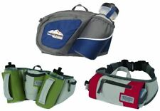 Hybrid Waistpacks With Free Water Bottle - Multiple Styles
