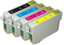 T126 XL Ink Cartridges for Stylus Workforce 435 520 545 60 630 633 635 Printer