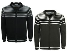 MENS KING SIZE BIG CARDIGAN KAM CASUAL WEAR IN 2 COLOURS  2XL TO 8XL RRP £44.99