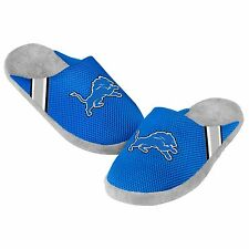 Lions Youth Jersey Mesh SLIDE SLIPPERS New - FREE SHIPPING - Detriot Lions