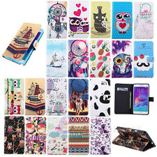 E-ZONE / Stylish Wallet Handbag Flip Leather Stand Pouch Soft Protect Case Cover