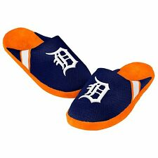 Tigers Jersey Mesh SLIDE SLIPPERS New - FREE SHIPPING - Detroit Tigers - MLB