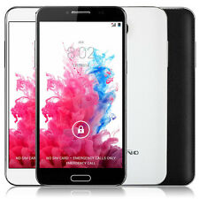 """5"""" Unlocked True Quad-Core Android Dual Sim AT&T 3G/GSM WCDMA GPS Smartphone"""