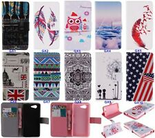 Fashion Wallet Flip Leather Back Cover Lovely Case For Many mobile phone models