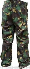 NEW Kids Boys Girls Camo Camouflage Combat Trousers