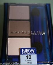 Maybelline Expert Wear eye shadow Trios (3 shades) Whats your color?