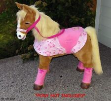 FurReal LARGE Butterscotch Smores Pony LEGWARMERS ONLY