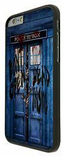 iphone 6 / 6 Plus iphone 4 5 5S 5C Doctor Who Tardis Walking Dead Case Cover