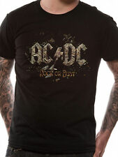 AC/DC T-SHIRT ROCK OR BUST NEW ALBUM SOFORT LIEFERBAR GR:S,M,L,XL,XXL NEU