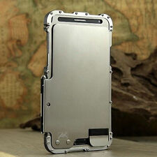Armor Luxury Iron man Metal Aluminum Case Cover For Samsung Galaxy S5 Note 2 3 4