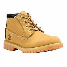 Timberland 23399 Nellie Chukka Womens size Waterproof Wheat Boots DEFECT