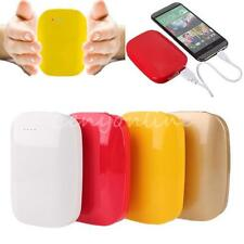 7800mAh USB Rechargeable Electronic Hand Warmer Portable Chargeur Power Bank