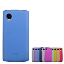 New Ultra Thin Slim 0.3mm Crystal Clear PP Soft Case Cover For LG Google Nexus 5