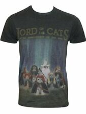 Cosmic Lord Of Cats Lord Of The Rings Parody Funny Mens Tshirt