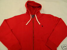 Polo Ralph Lauren Hoodies *Red*XL /Large/Medium/Small