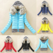 Thick Fashion Women Winter Jackets Down Coats Hoodies Winter Coats Outerwear New