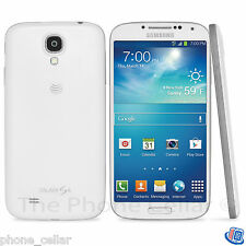 New AT&T Unlocked Samsung Galaxy S4 S IV 4 i337 Marble White 16GB GSM Smartphone