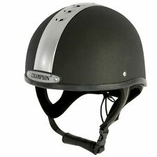 Champion Ventair Deluxe Adults Skull Helmet Horse Riding Hat 56CM-63CM
