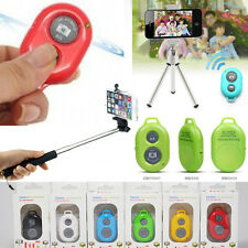 Selfie Stick Wireless Bluetooth APP Camera Control Self-timer For Phone Holder